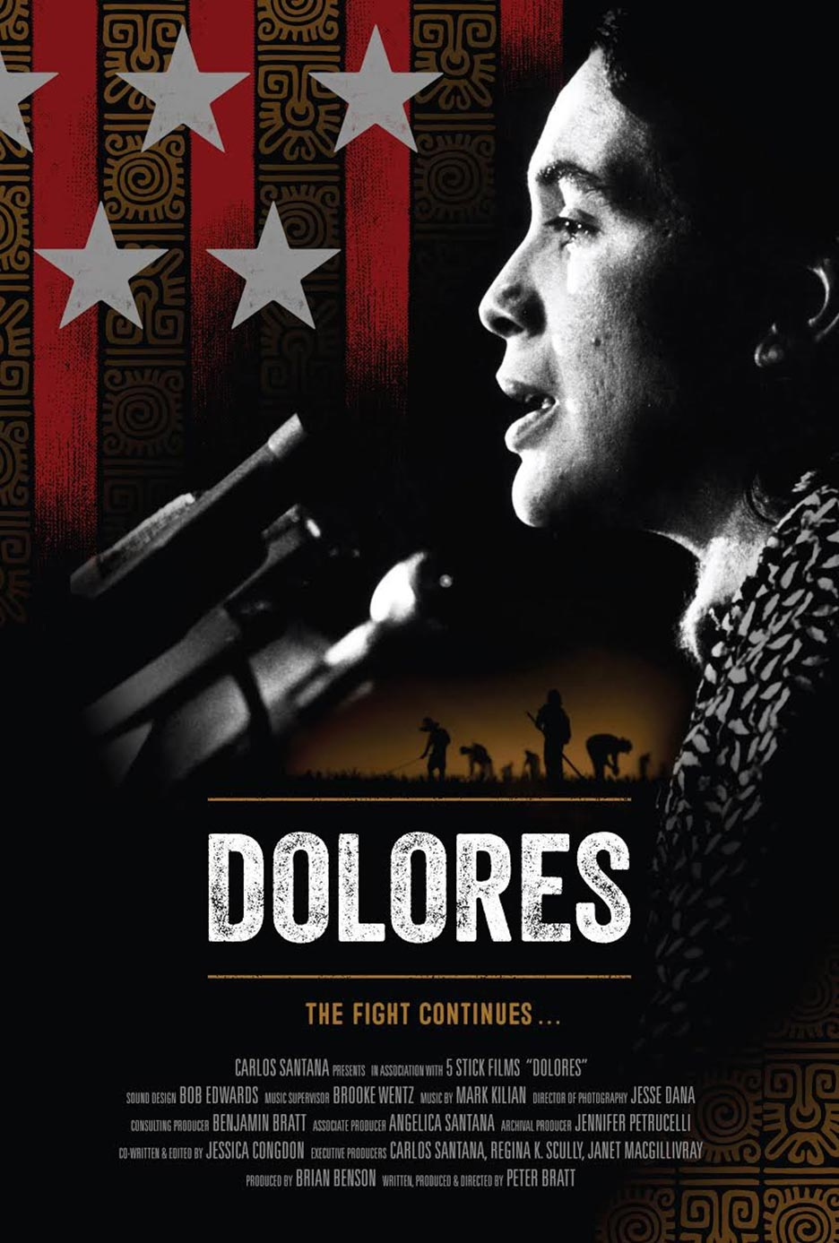 Dolores Poster #1