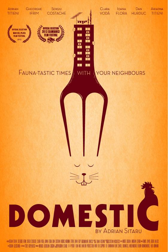 Domestic Poster #1