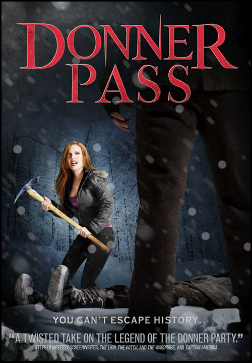 Donner Pass Poster #1