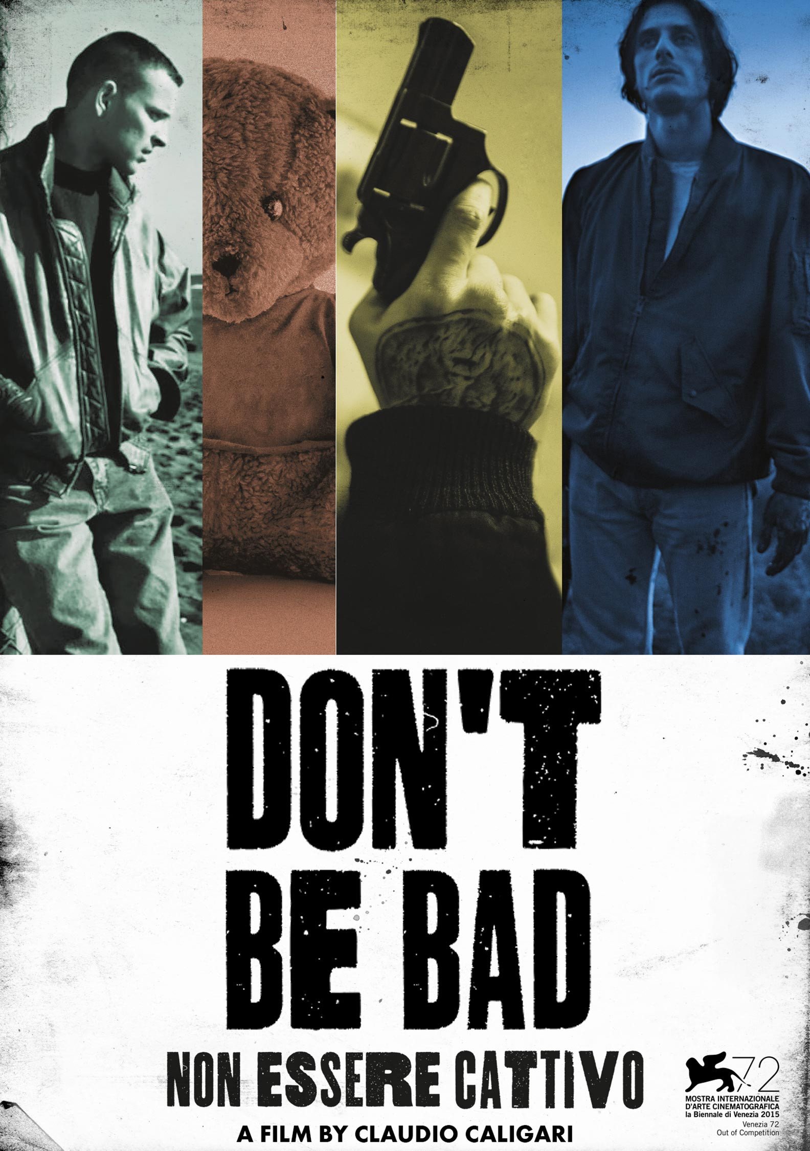 Don't Be Bad Poster #1