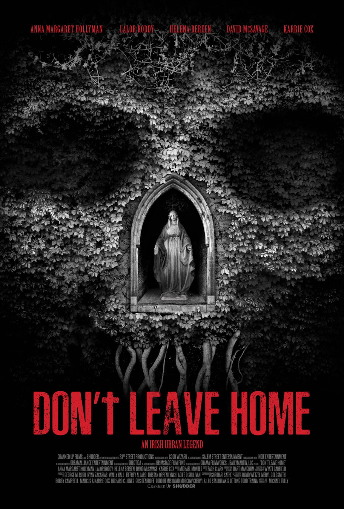 Don't Leave Home Poster #1
