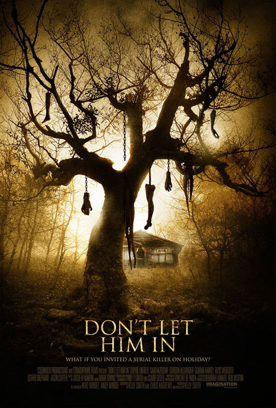 Don't Let Him In Poster #1