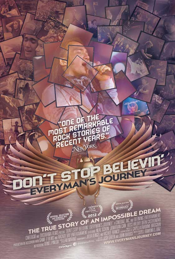 Don't Stop Believin': Everyman's Journey Poster #1