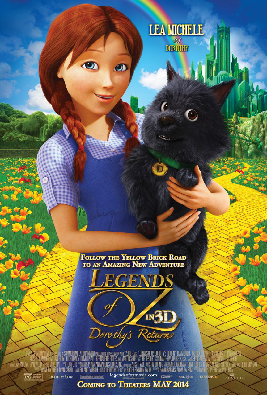 Legends of Oz: Dorothy's Return Poster #2