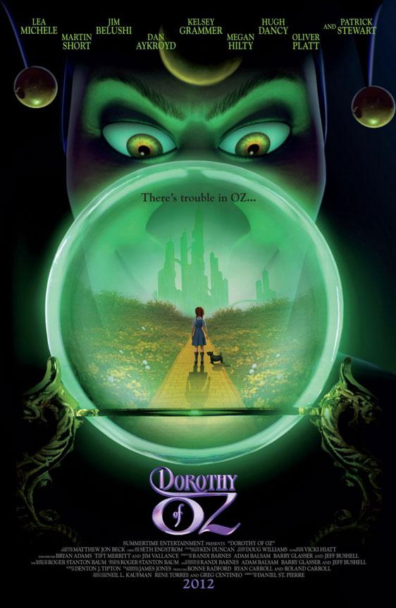 Legends of Oz: Dorothy's Return Poster #1