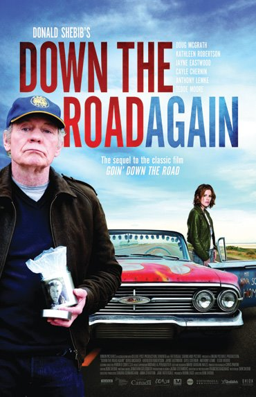 Down The Road Again Poster #1