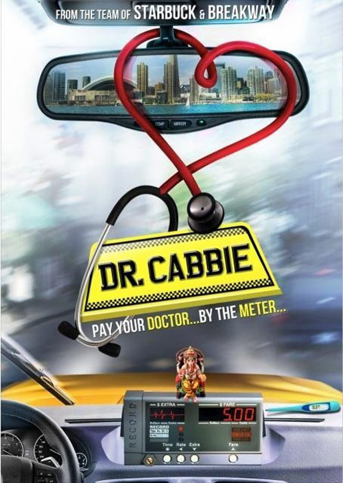 Dr. Cabbie Poster #1