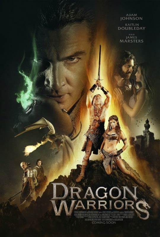 Dragon Warriors Poster #1