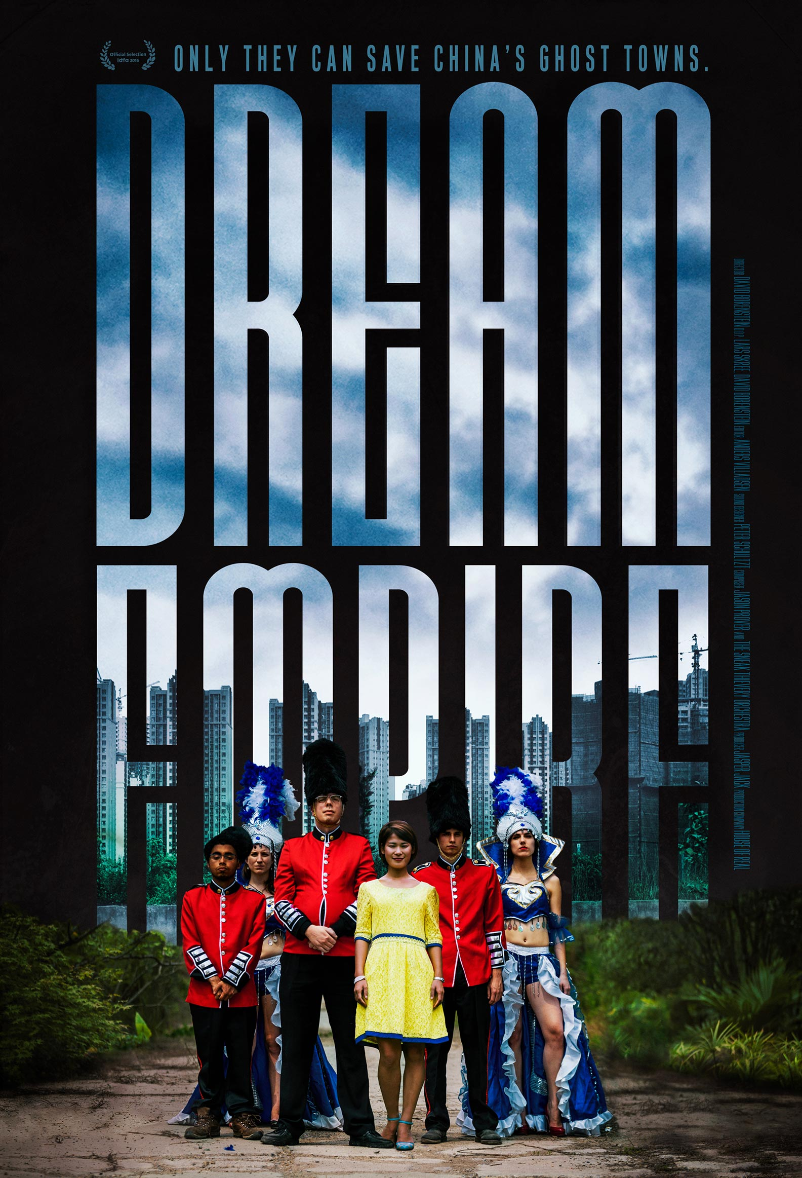 Dream Empire Poster #1