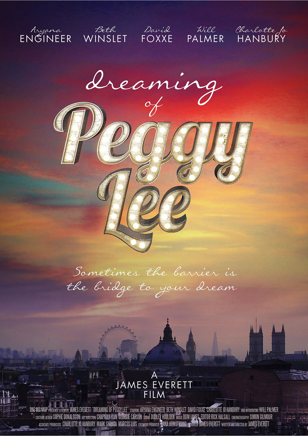Dreaming of Peggy Lee Poster #1