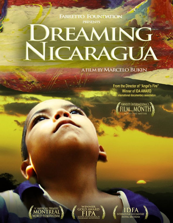 Dreaming Nicaragua Poster #1
