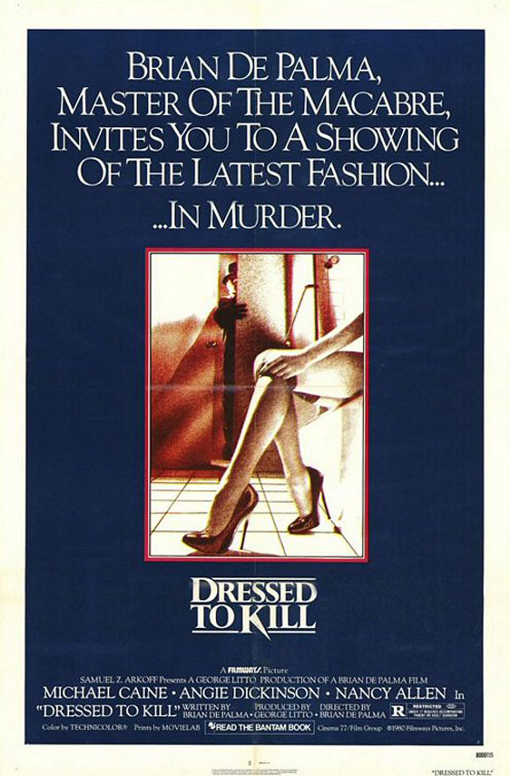 Dressed to Kill Poster #1