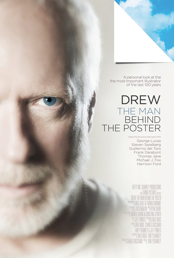 Drew: The Man Behind the Poster Poster #1