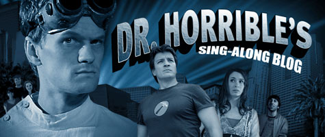 Dr. Horrible's Sing-Along Blog Poster #2