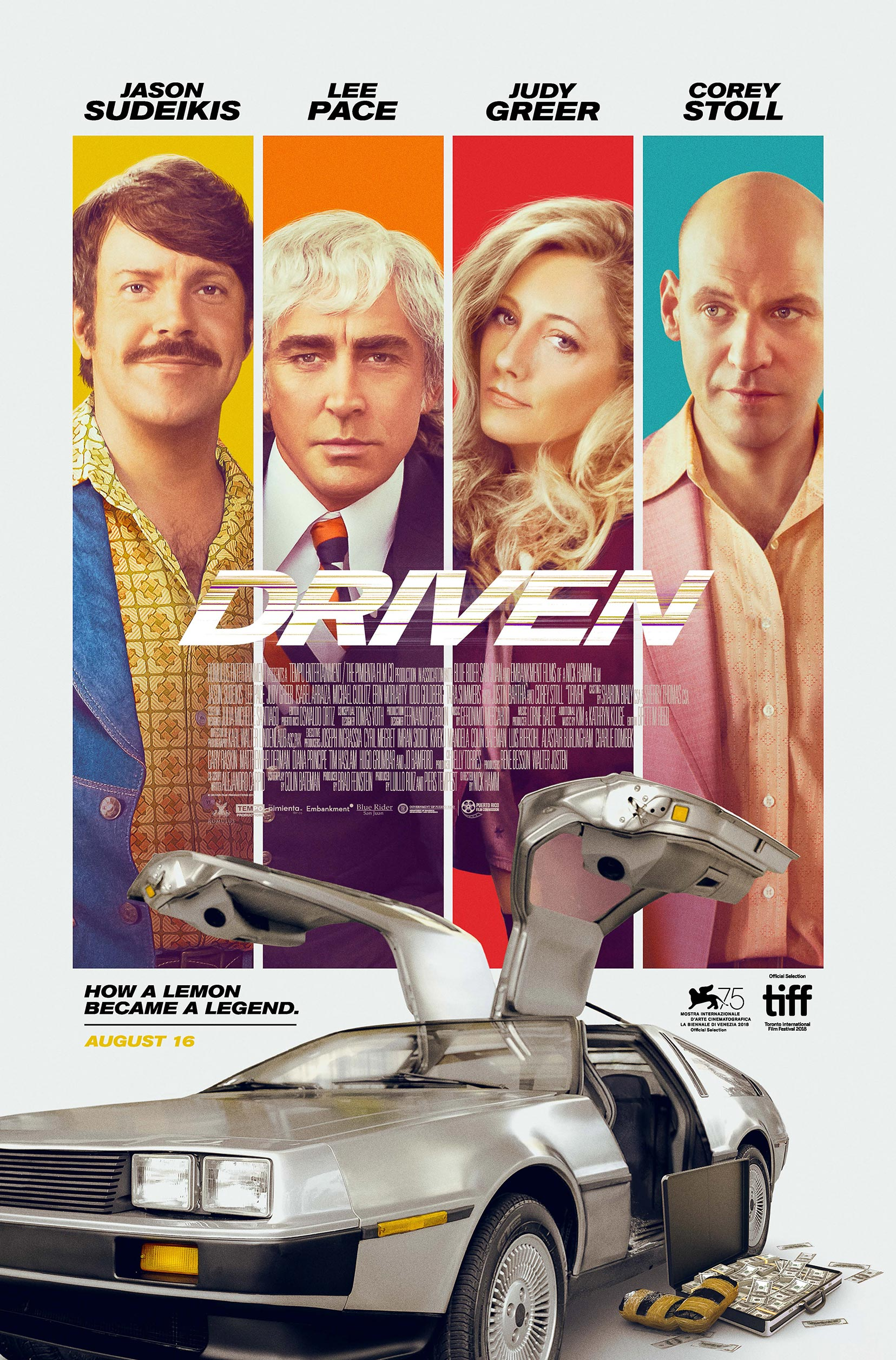 Driven Poster #1