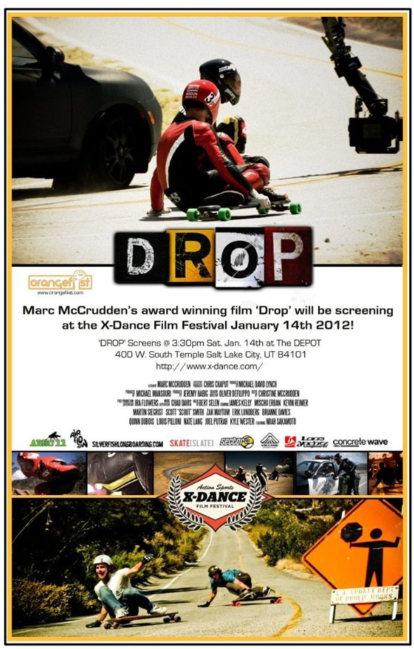 Drop: My Life Downhill  Poster #1