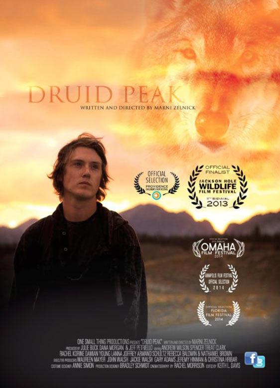 Druid Peak Poster #1