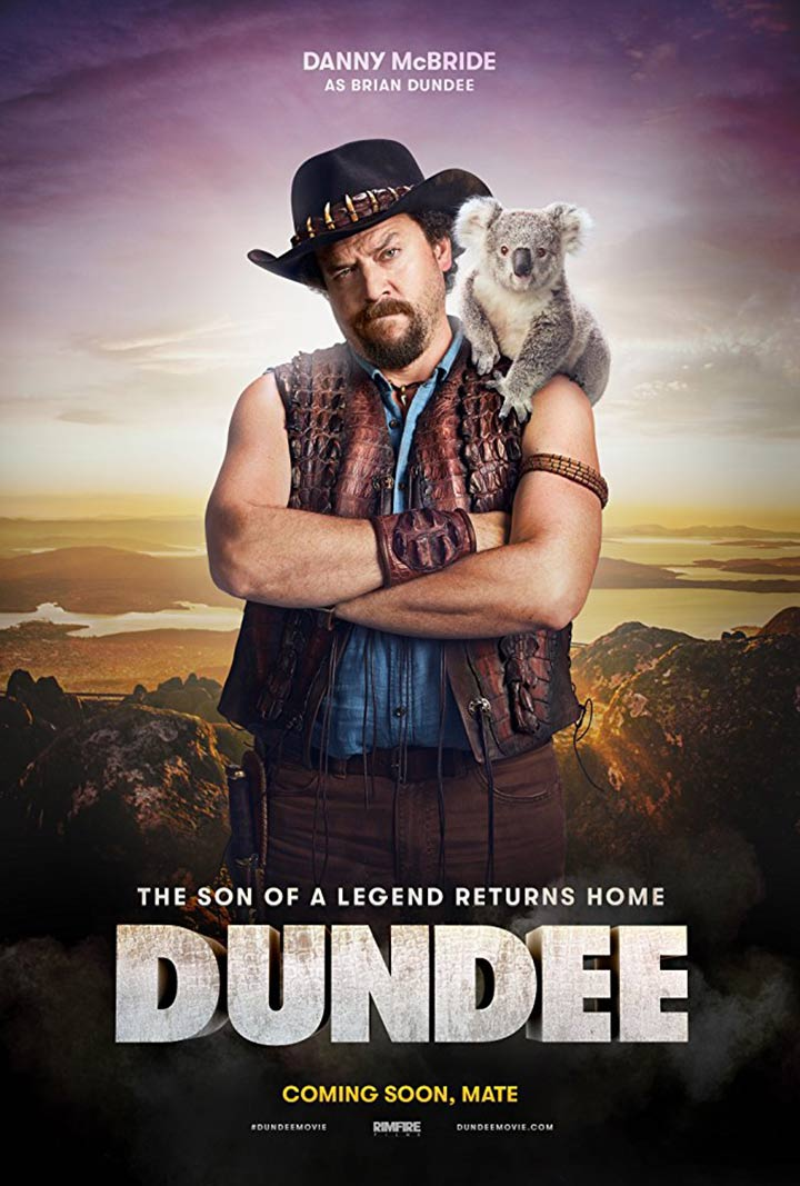 Dundee: The Son of a Legend Returns Home Poster #1