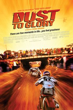 Dust to Glory Poster #1