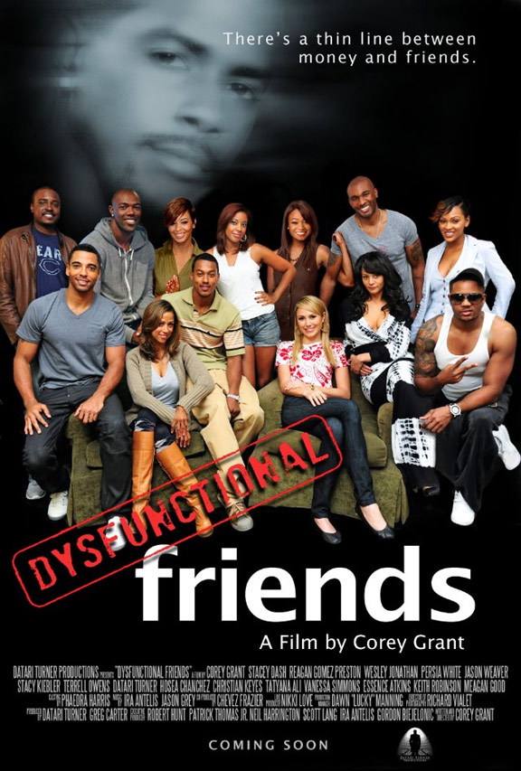Dysfunctional Friends Poster #1