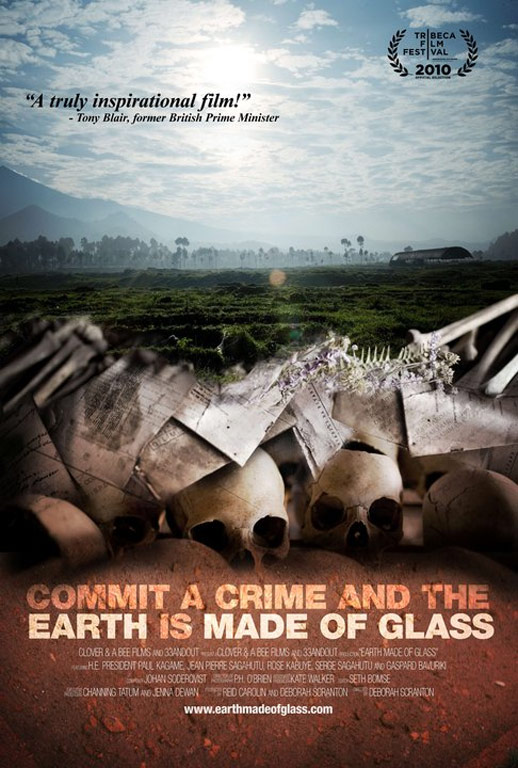 Earth Made of Glass Poster #1