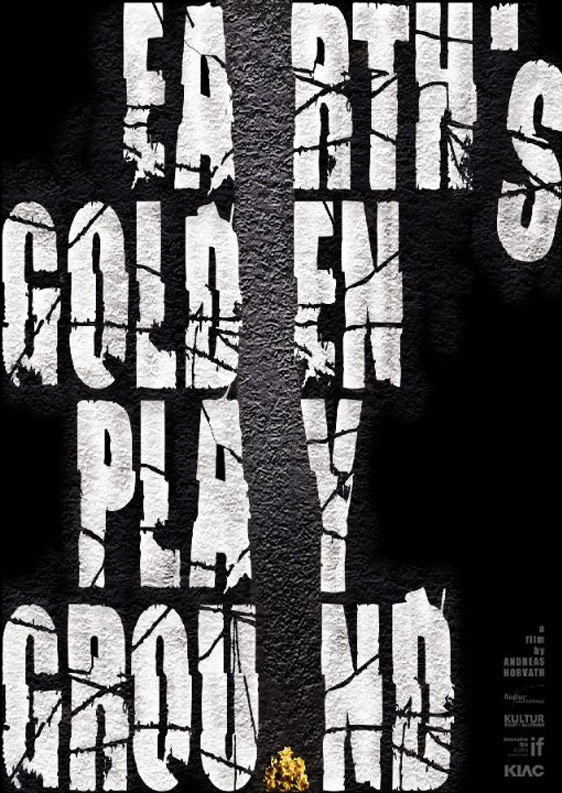 Earth's Golden Playground Poster #1