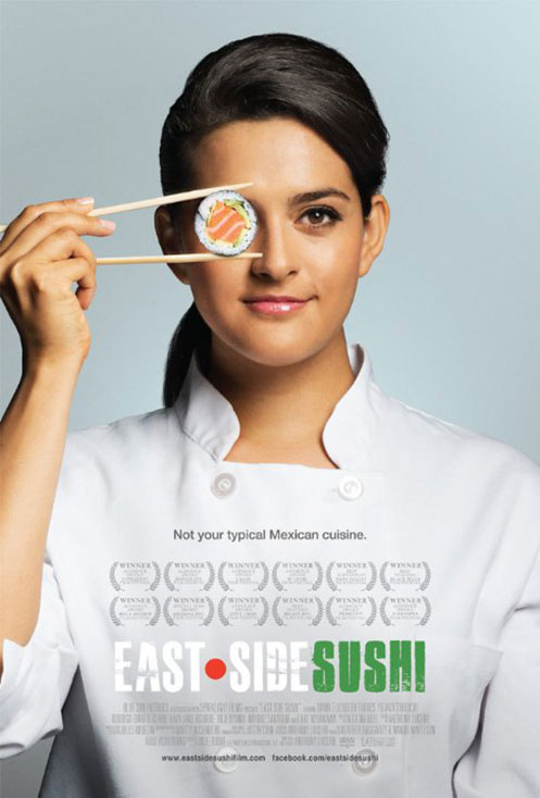 East Side Sushi Poster #1