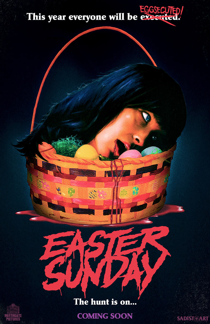 Easter Sunday Poster #1