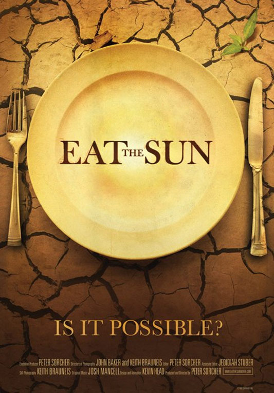 Eat the Sun Poster #1