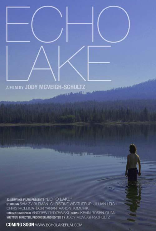 Echo Lake Poster #1