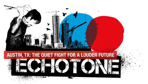 Echotone Poster #1