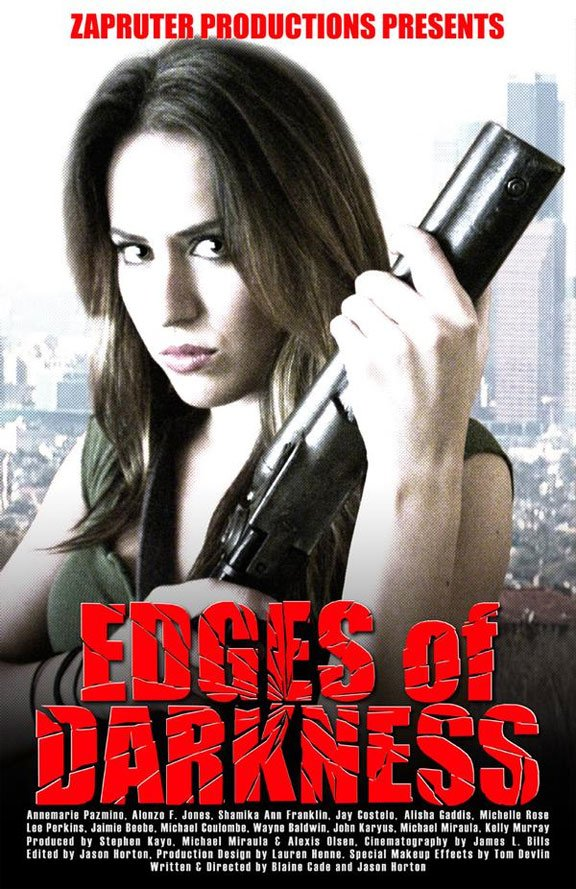 Edges of Darkness Poster #1