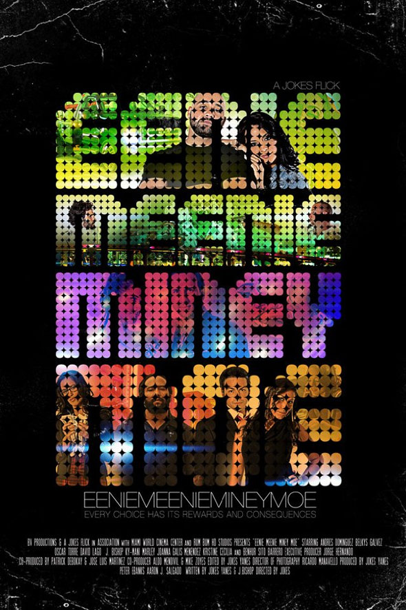 Eenie Meenie Miney Moe Poster #1