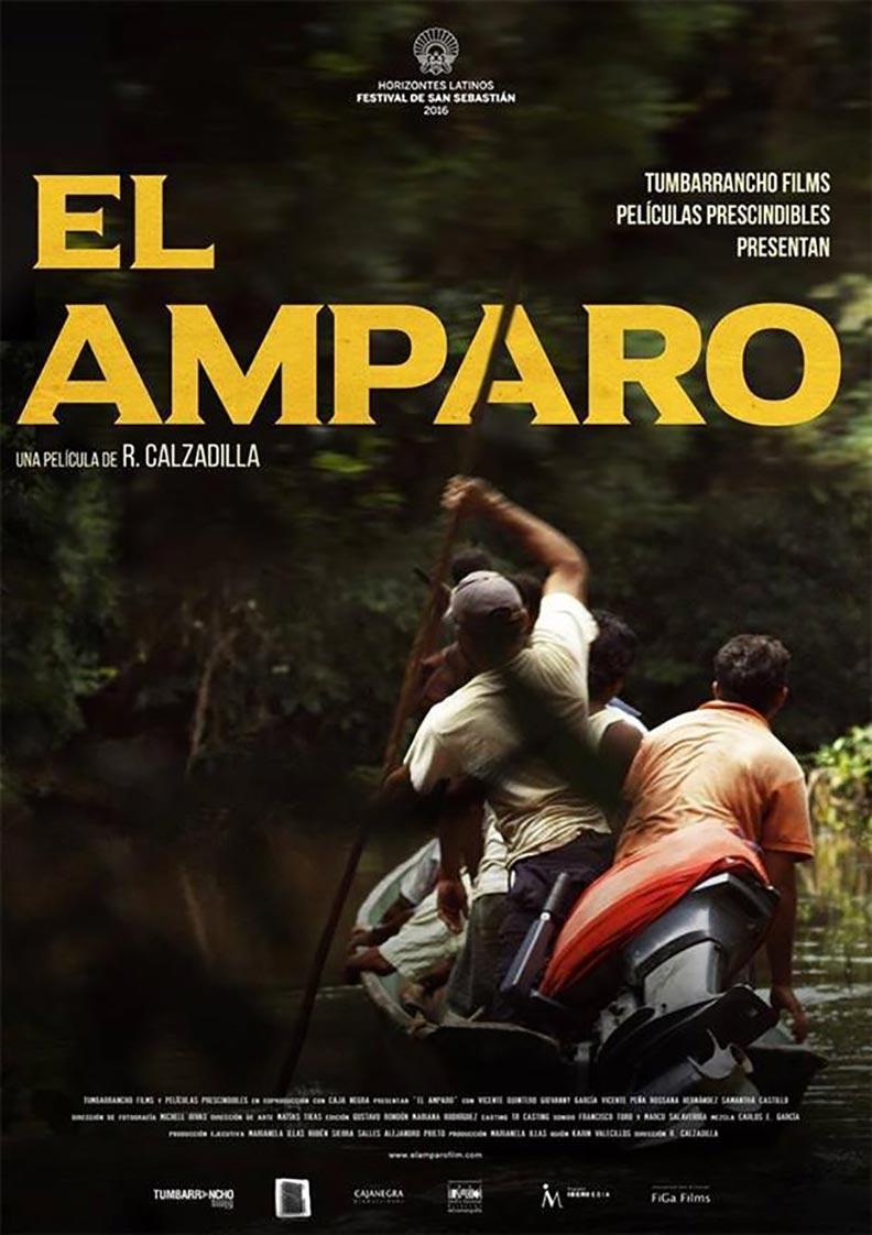 El Amparo Poster #1
