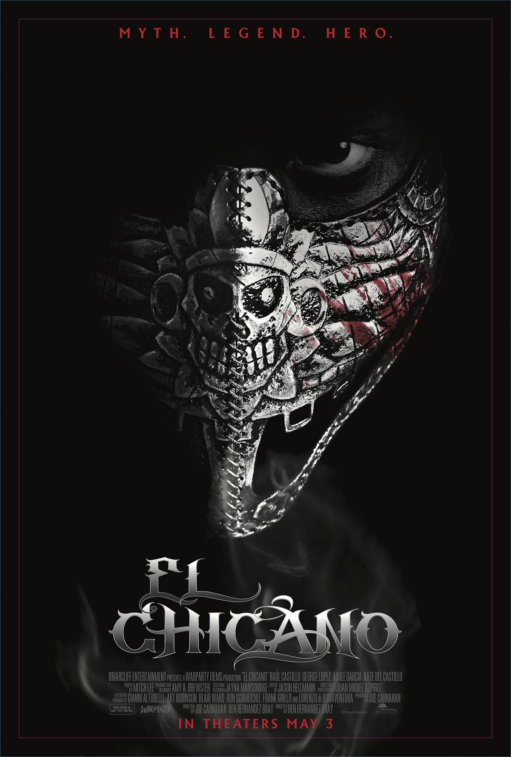 El Chicano Poster #1