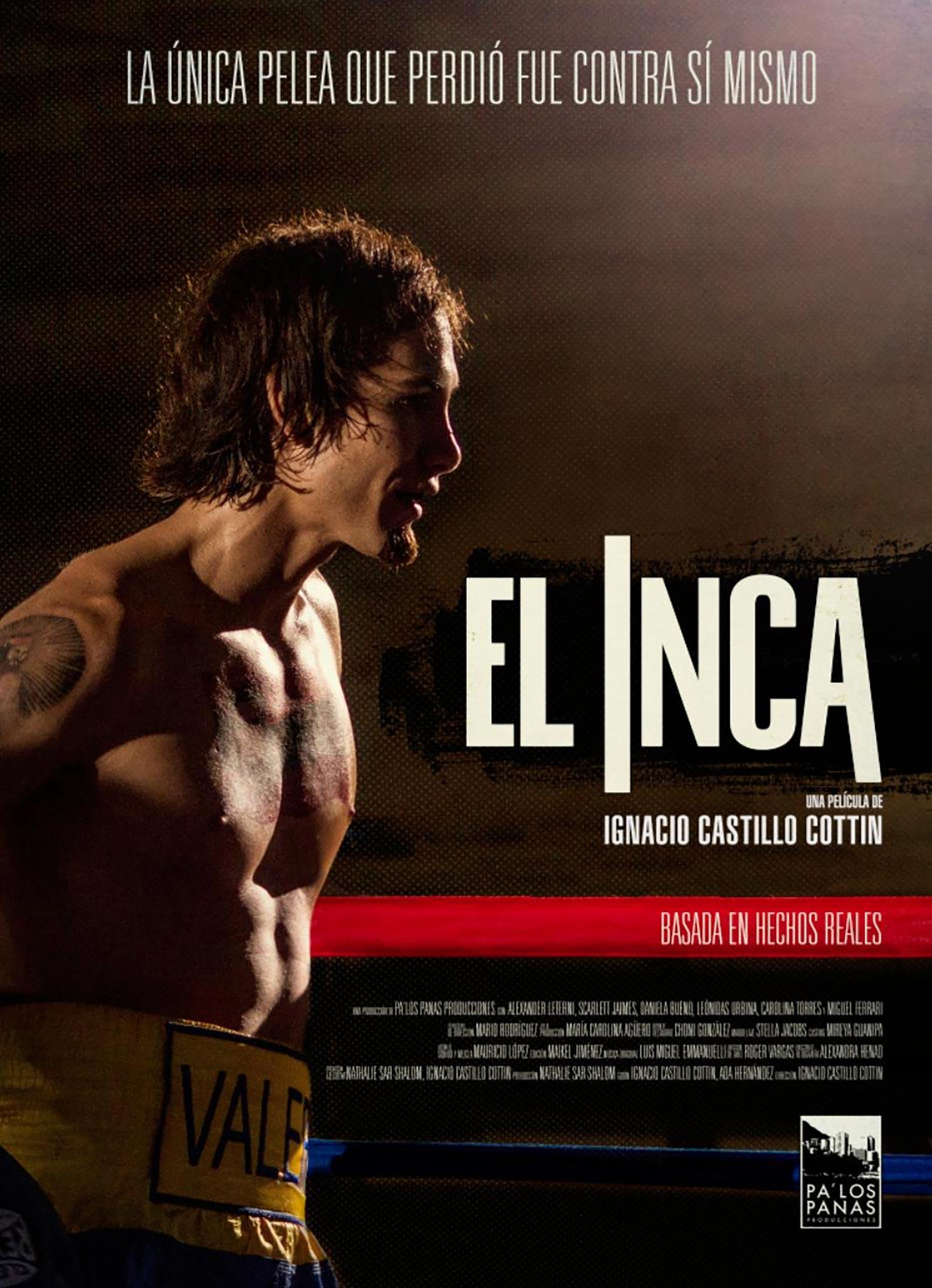 El Inca Poster #1