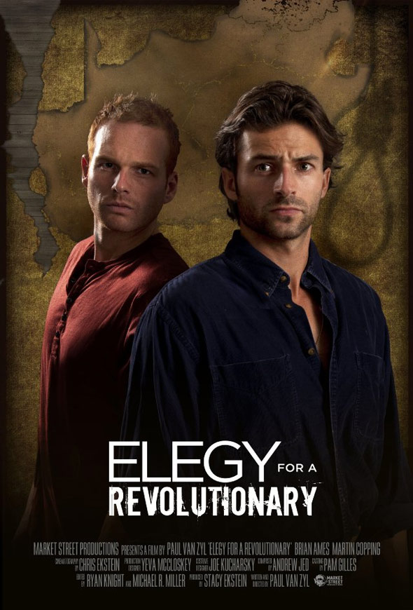 Elegy for a Revolutionary Poster #1