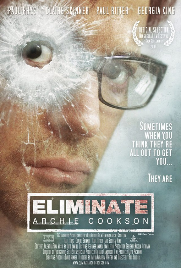 Eliminate: Archie Cookson Poster #1