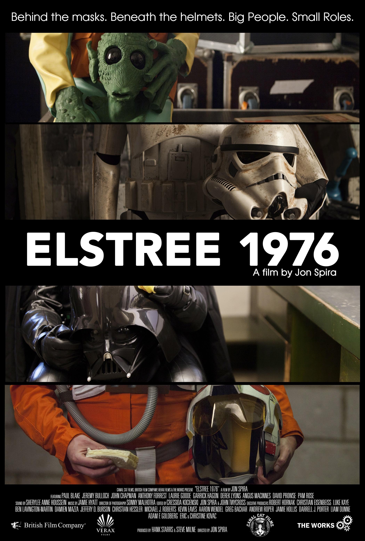 Elstree 1976 Poster #1