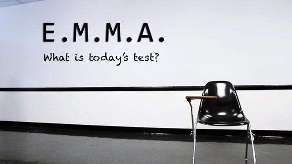 E.M.M.A. Poster #1