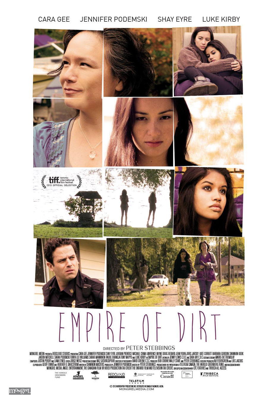 Empire of Dirt Poster #1