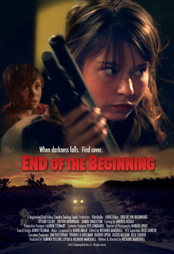 End of the Beginning Poster #1