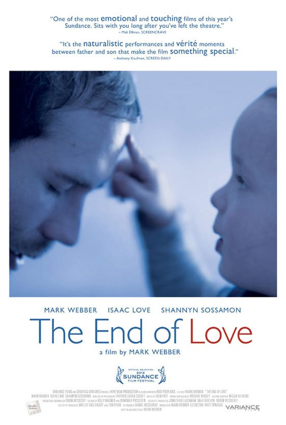 The End of Love Poster #1