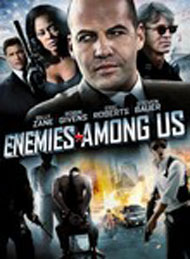 Enemies Among Us Poster #1