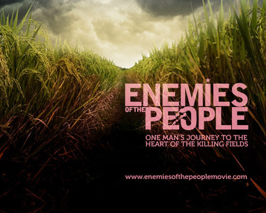 Enemies of the People Poster #1