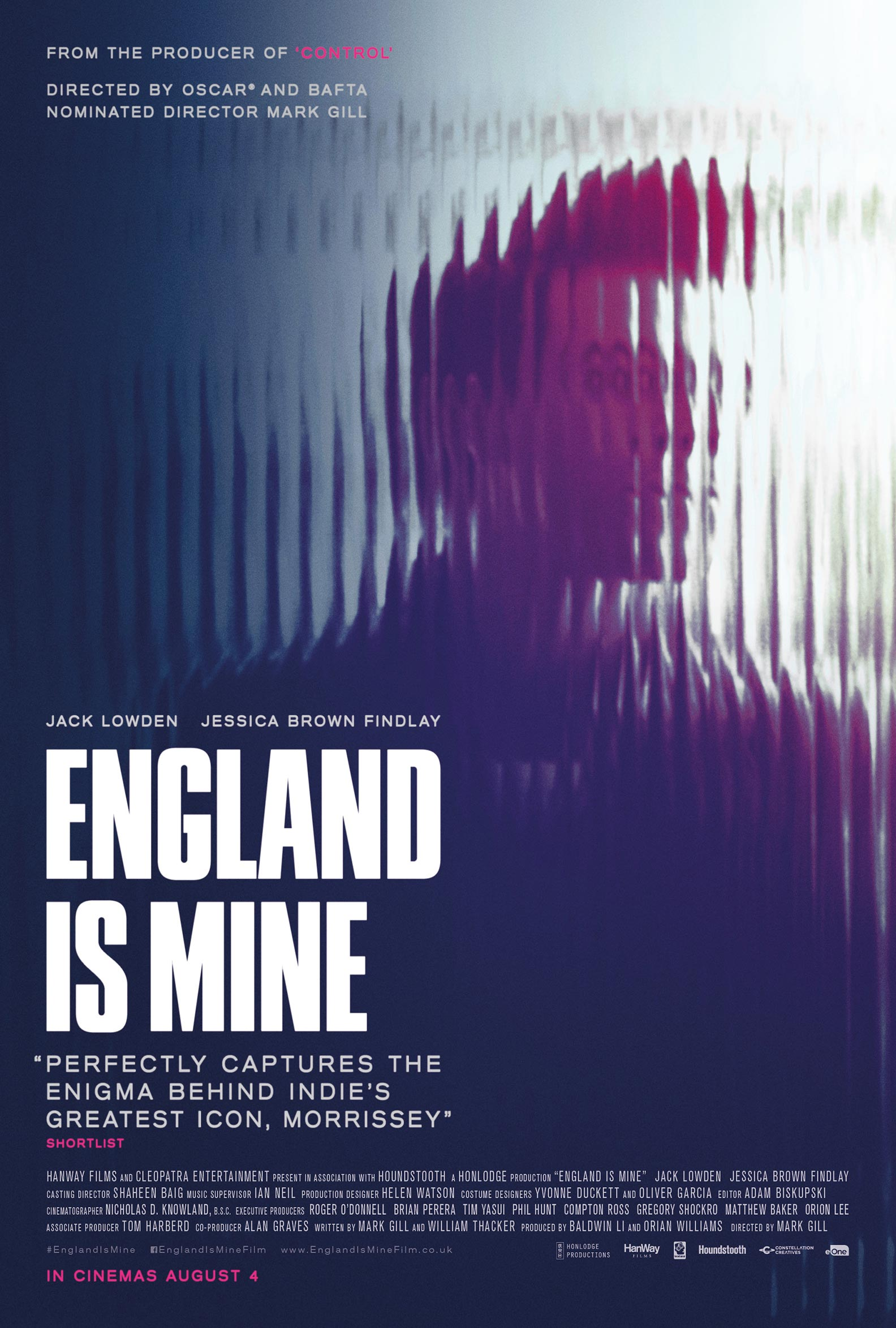 England Is Mine Poster #1