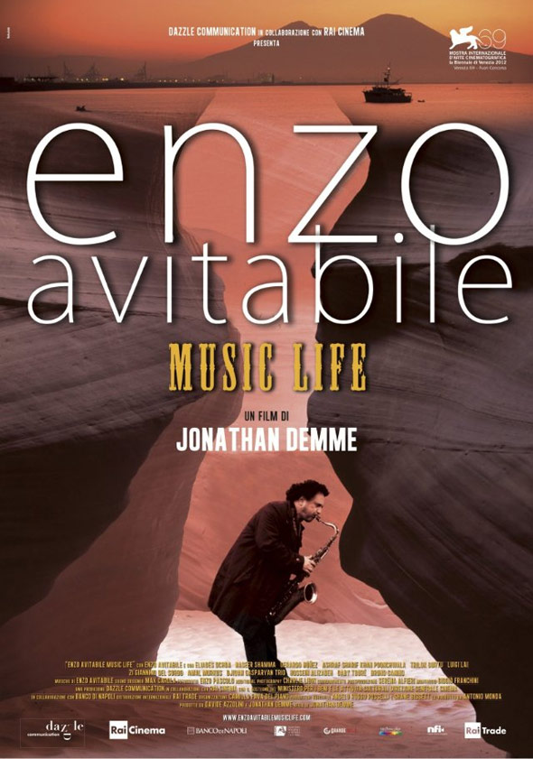 Enzo Avitabile Music Life Poster #1