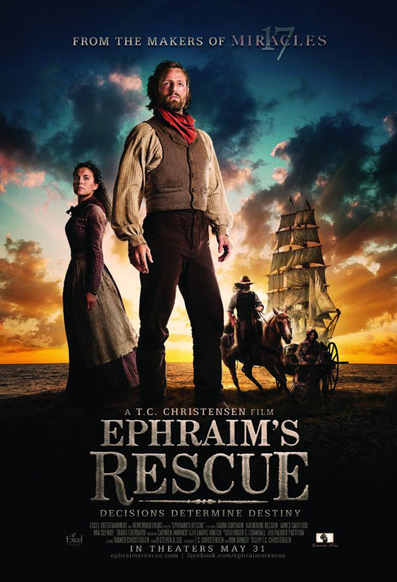 Ephraim's Rescue Poster #1