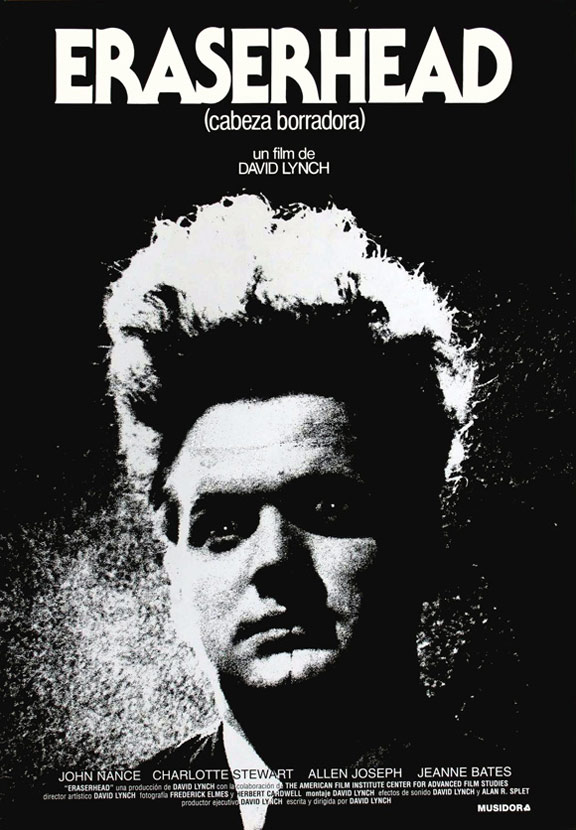 Eraserhead Poster #1