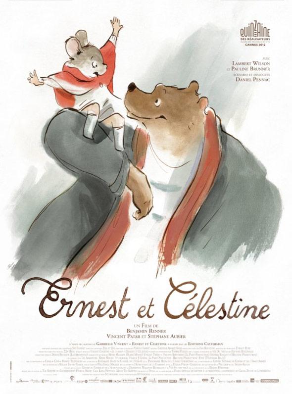 Ernest & Celestine Poster #1